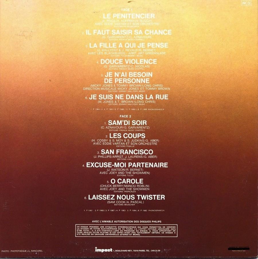33 TOURS IMPACT ( Toute les éditions )( 1979-1985 ) 1982_018