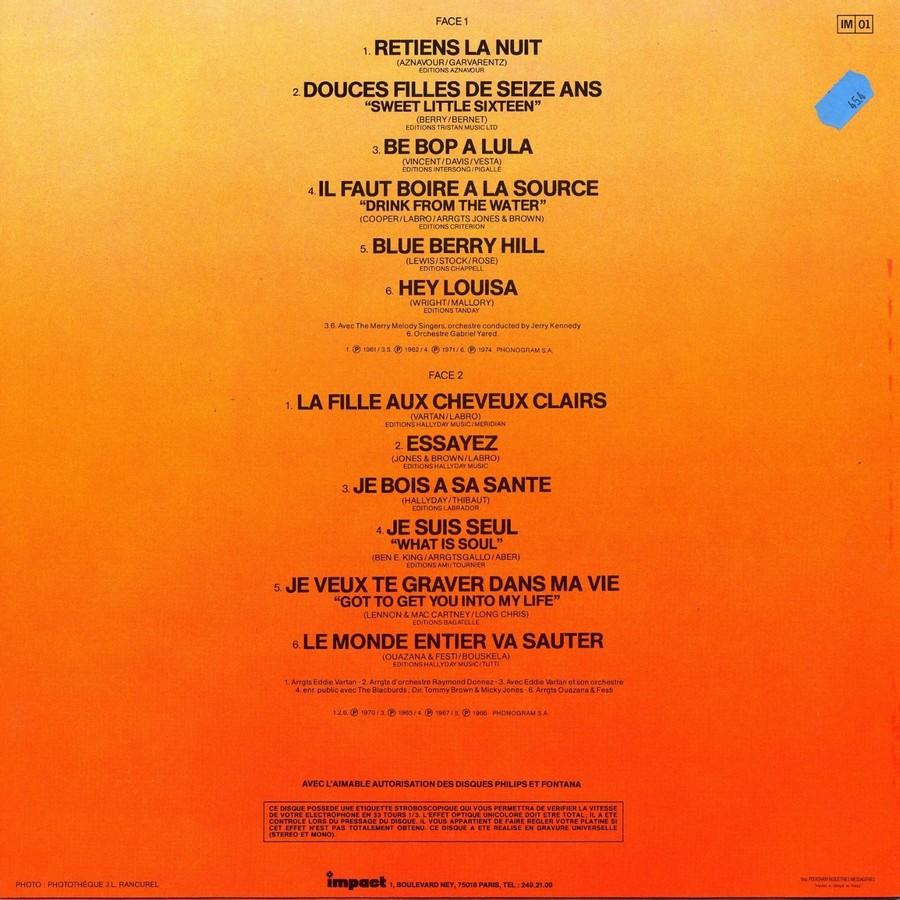 33 TOURS IMPACT ( Toute les éditions )( 1979-1985 ) 1982_030
