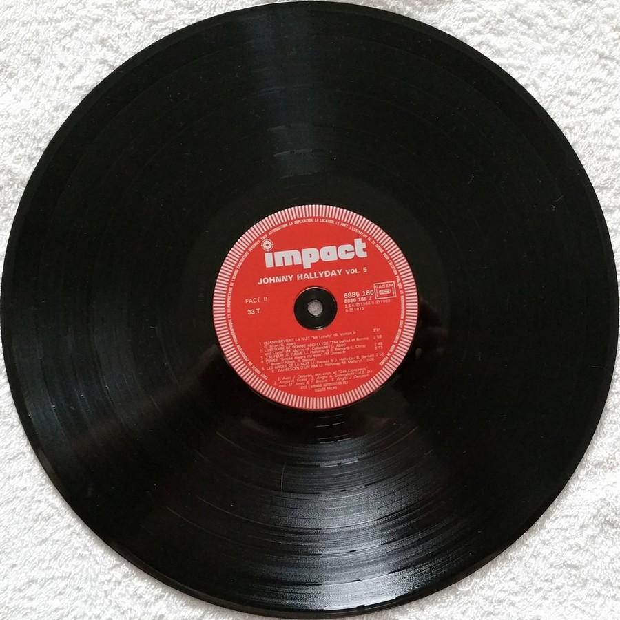 33 TOURS IMPACT ( Toute les éditions )( 1979-1985 ) 1982_032