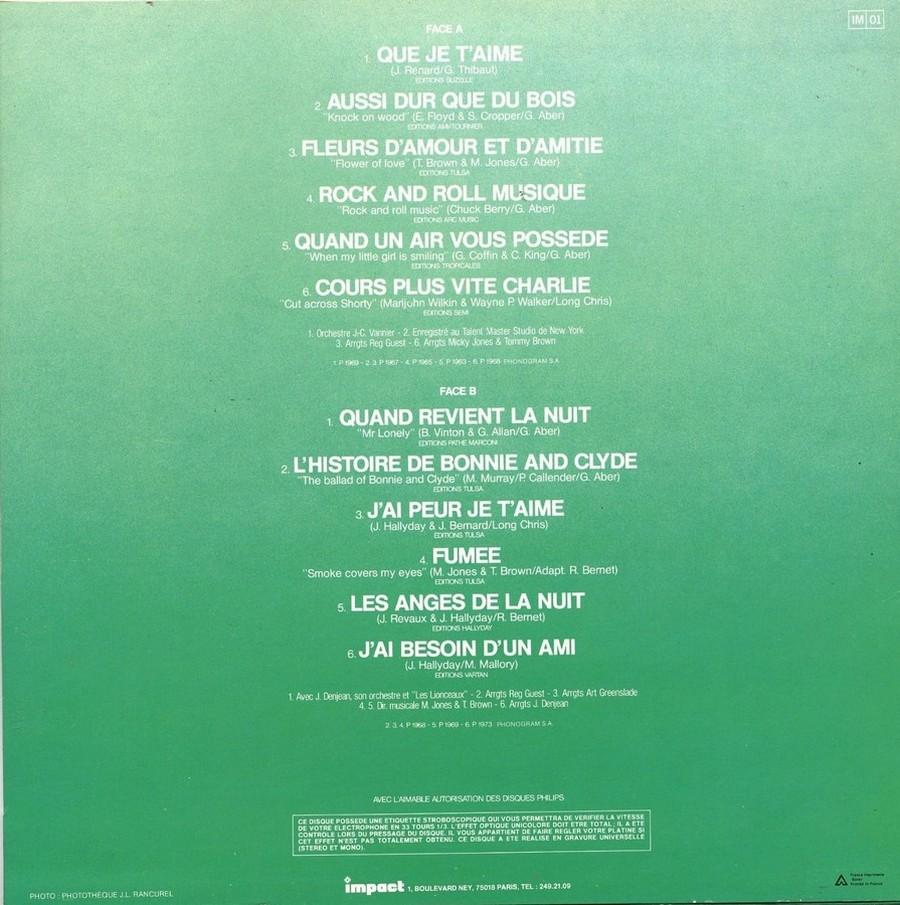 33 TOURS IMPACT ( Toute les éditions )( 1979-1985 ) 1982_034
