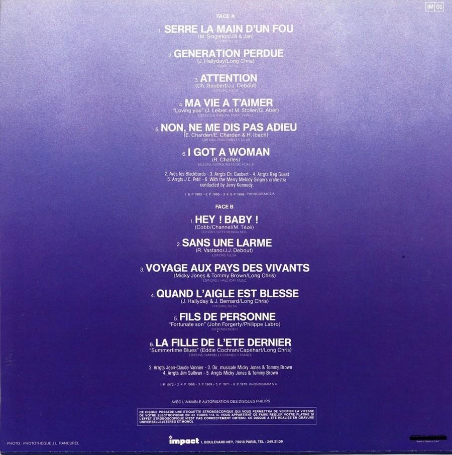 33 TOURS IMPACT ( Toute les éditions )( 1979-1985 ) 1982_038