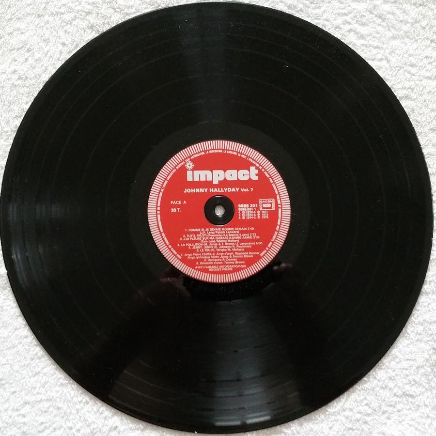 33 TOURS IMPACT ( Toute les éditions )( 1979-1985 ) 1982_041