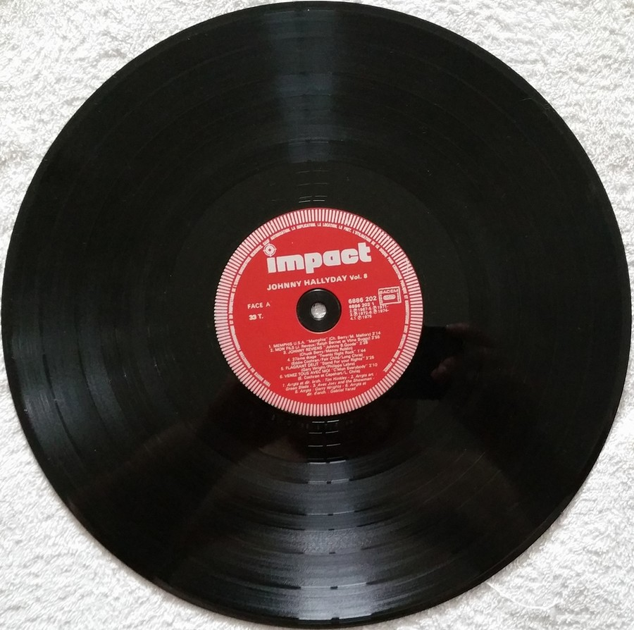 33 TOURS IMPACT ( Toute les éditions )( 1979-1985 ) 1982_044