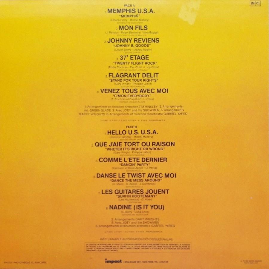 33 TOURS IMPACT ( Toute les éditions )( 1979-1985 ) 1982_046