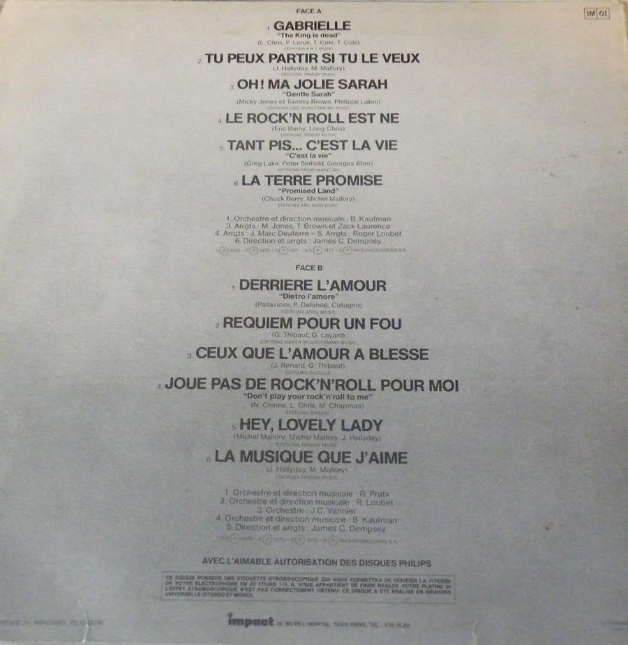 33 TOURS IMPACT ( Toute les éditions )( 1979-1985 ) 1982_050