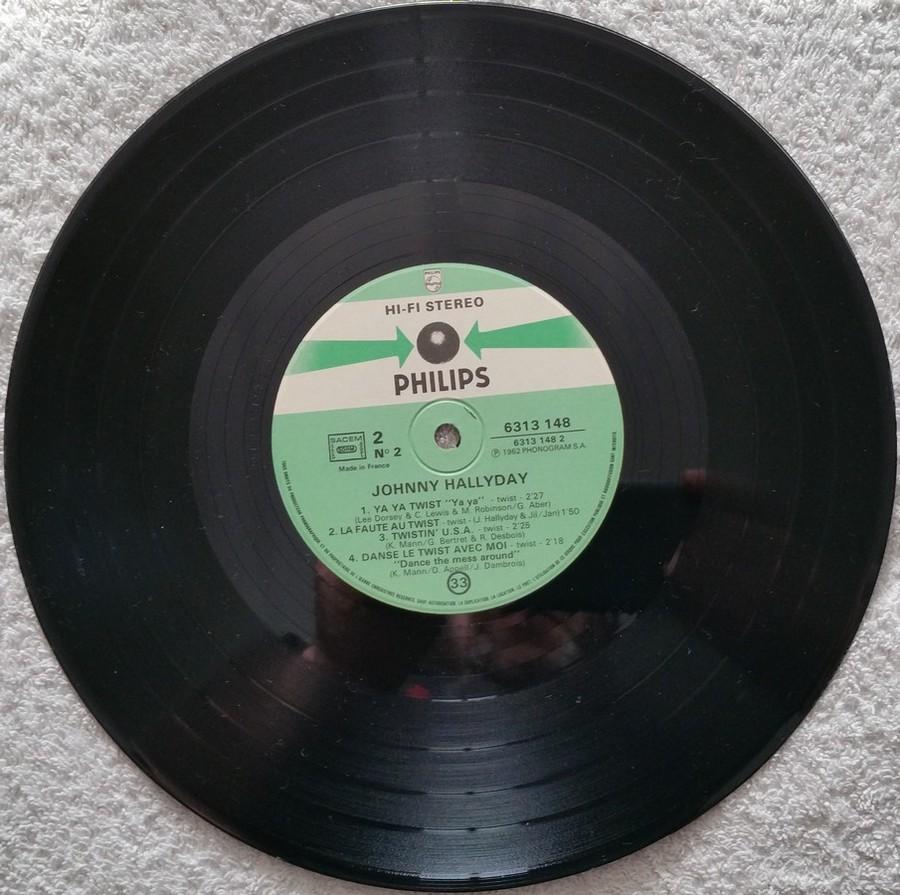 RETIENS LA NUIT ( 25cm )( TOUTE LES EDITIONS )( 1962-2003 ) 1982_054