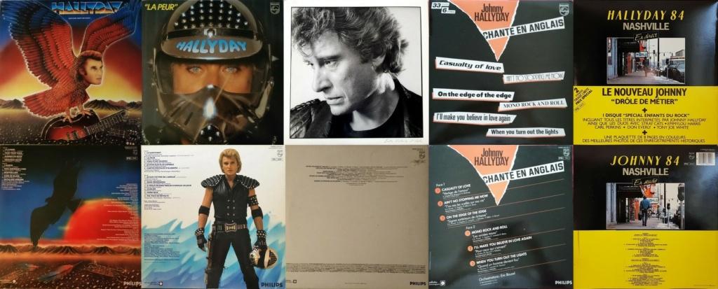 RECAPITULATIF DES ALBUMS STUDIO 33 TOURS OFFICIELS ( 1960 - 2017 ) 1982_413