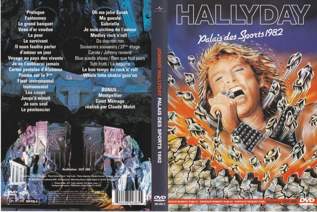 JAQUETTE DVD CONCERTS ( Jaquette + Sticker ) 1982_p13