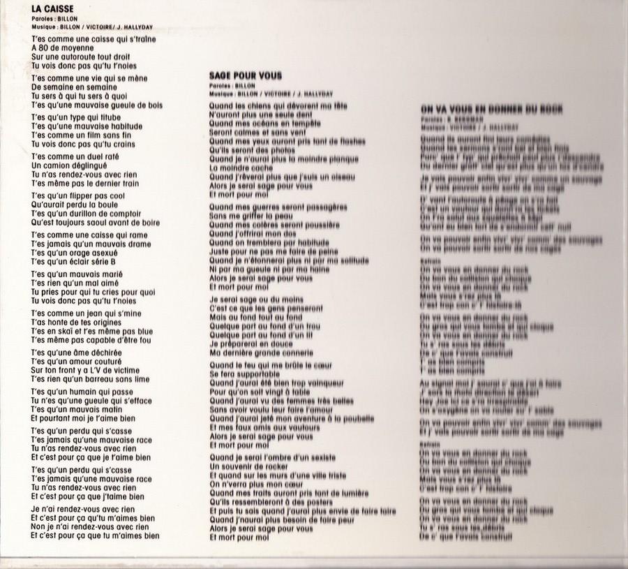 COLLECTION DES 40 ALBUMS CD ( UNIVERSAL )( 2000 ) 2EME PARTIE 1982_q11