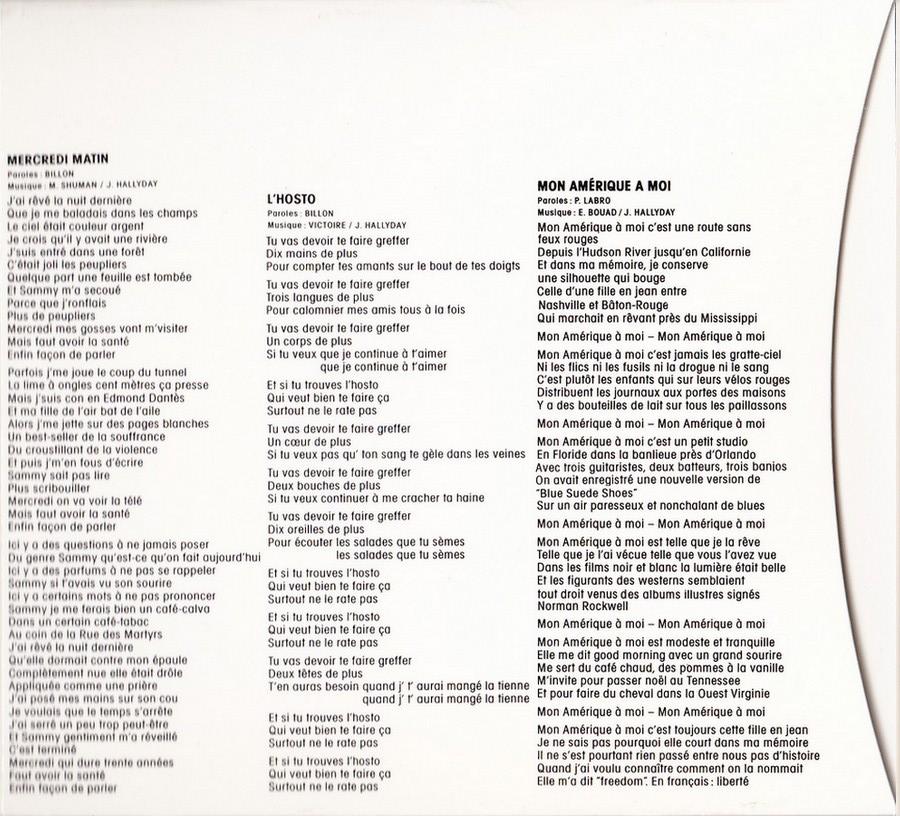 COLLECTION DES 40 ALBUMS CD ( UNIVERSAL )( 2000 ) 2EME PARTIE 1982_q13