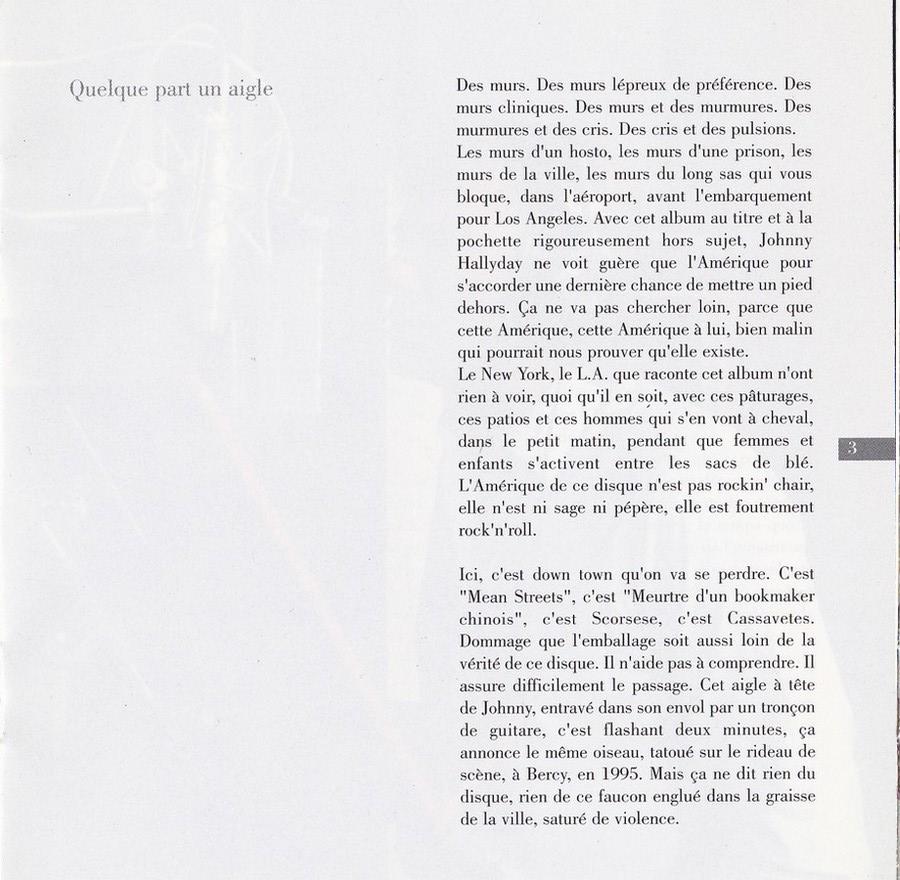 COLLECTION DES 40 ALBUMS CD ( UNIVERSAL )( 2000 ) 2EME PARTIE 1982_q15