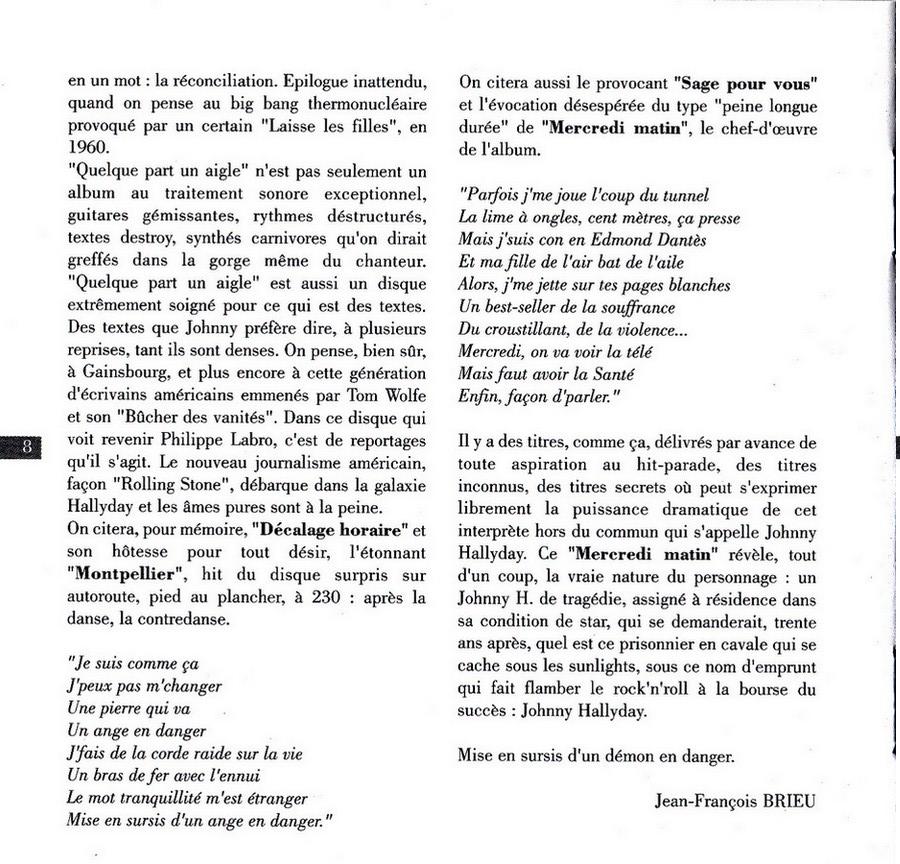 COLLECTION DES 40 ALBUMS CD ( UNIVERSAL )( 2000 ) 2EME PARTIE 1982_q23