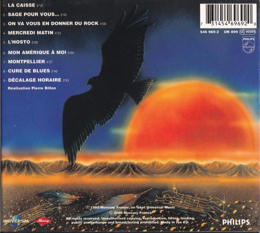 COLLECTION DES 40 ALBUMS CD ( UNIVERSAL )( 2000 ) 2EME PARTIE 1982_q27