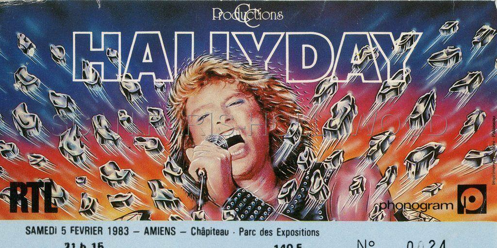 Pour Zorba (billets de concert) 198310