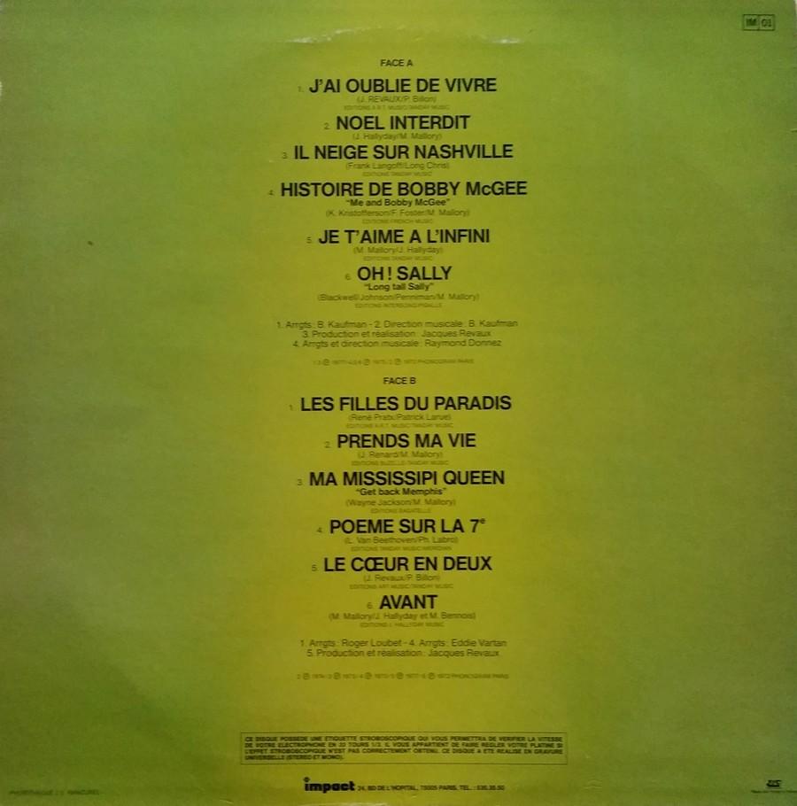 33 TOURS IMPACT ( Toute les éditions )( 1979-1985 ) 1983_018