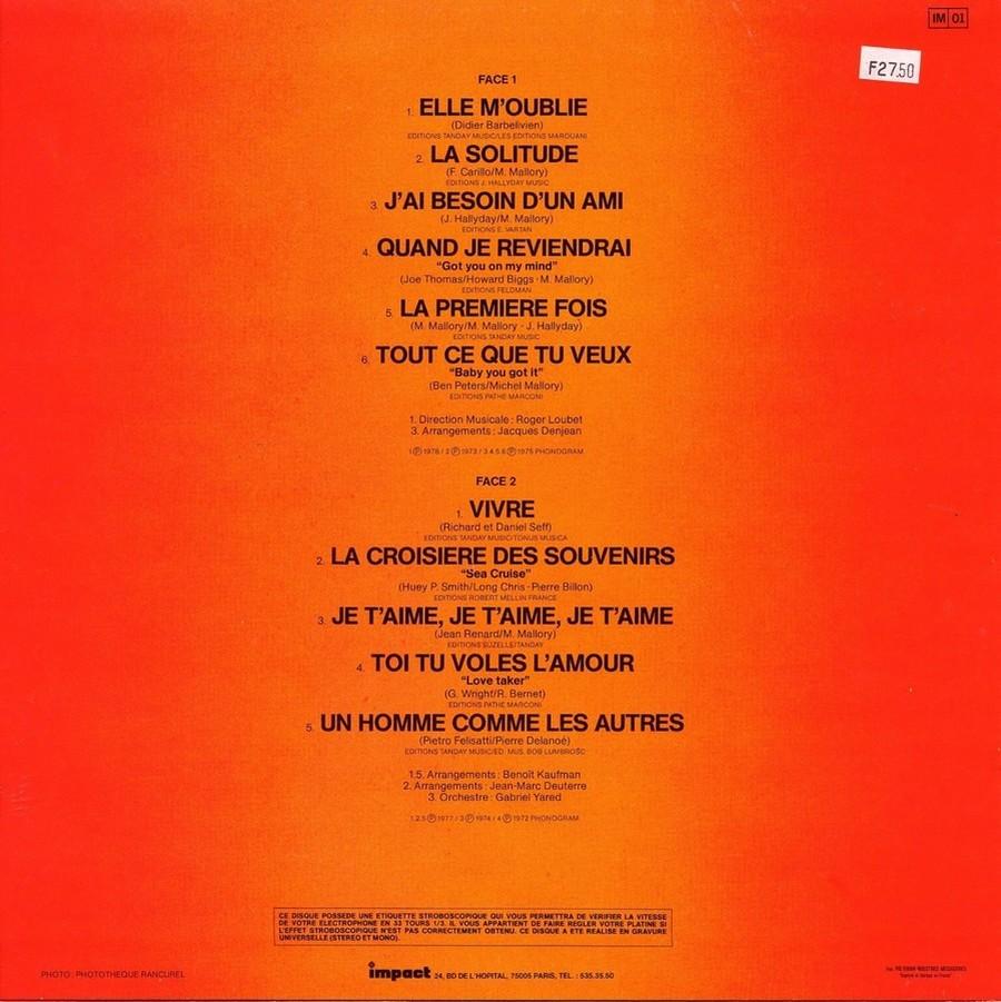 33 TOURS IMPACT ( Toute les éditions )( 1979-1985 ) 1983_022