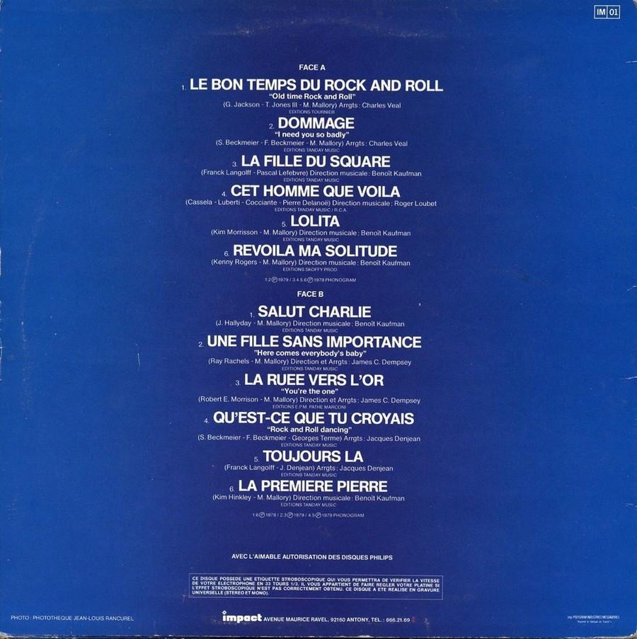 33 TOURS IMPACT ( Toute les éditions )( 1979-1985 ) 1983_026