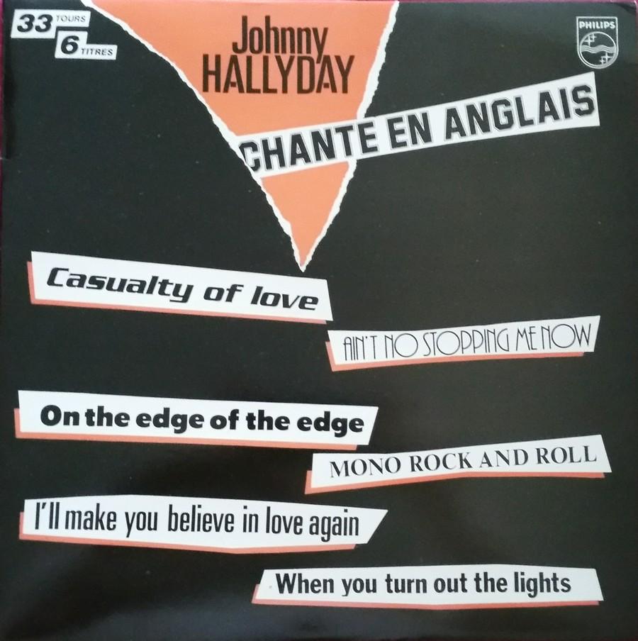 JOHNNY CHANTE EN ANGLAIS ( 2 VERSIONS )( 1983 - 1984 ) 1983_424