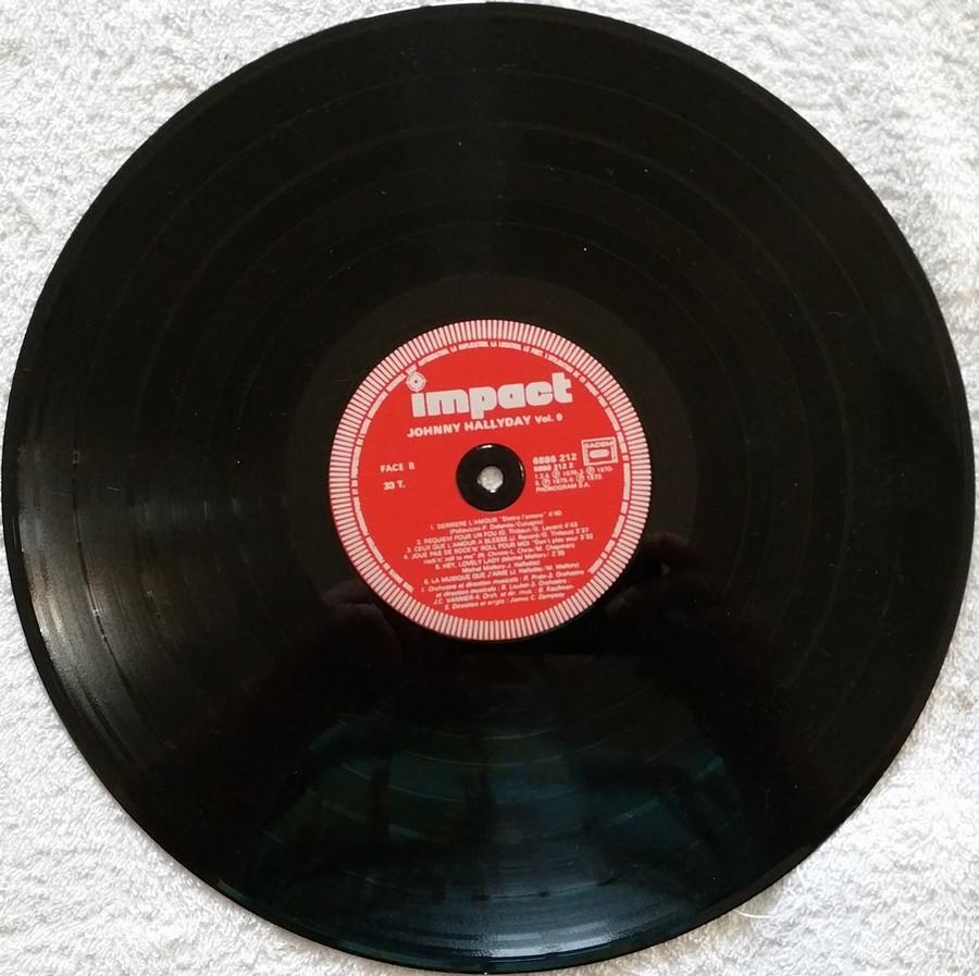 COFFRET 4 DISQUES 33 TOURS IMPACT ( 1980-1983 ) 1983_c21