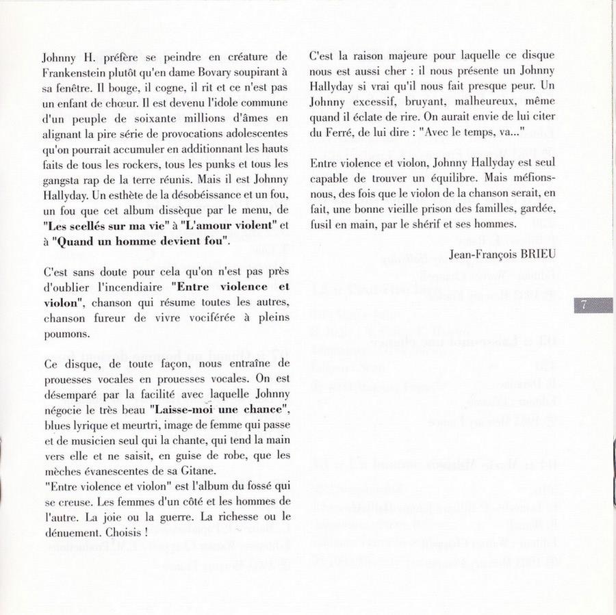 COLLECTION DES 40 ALBUMS CD ( UNIVERSAL )( 2000 ) 2EME PARTIE 1983_e19