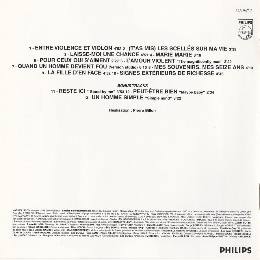 COLLECTION DES 40 ALBUMS CD ( UNIVERSAL )( 2000 ) 2EME PARTIE 1983_e25