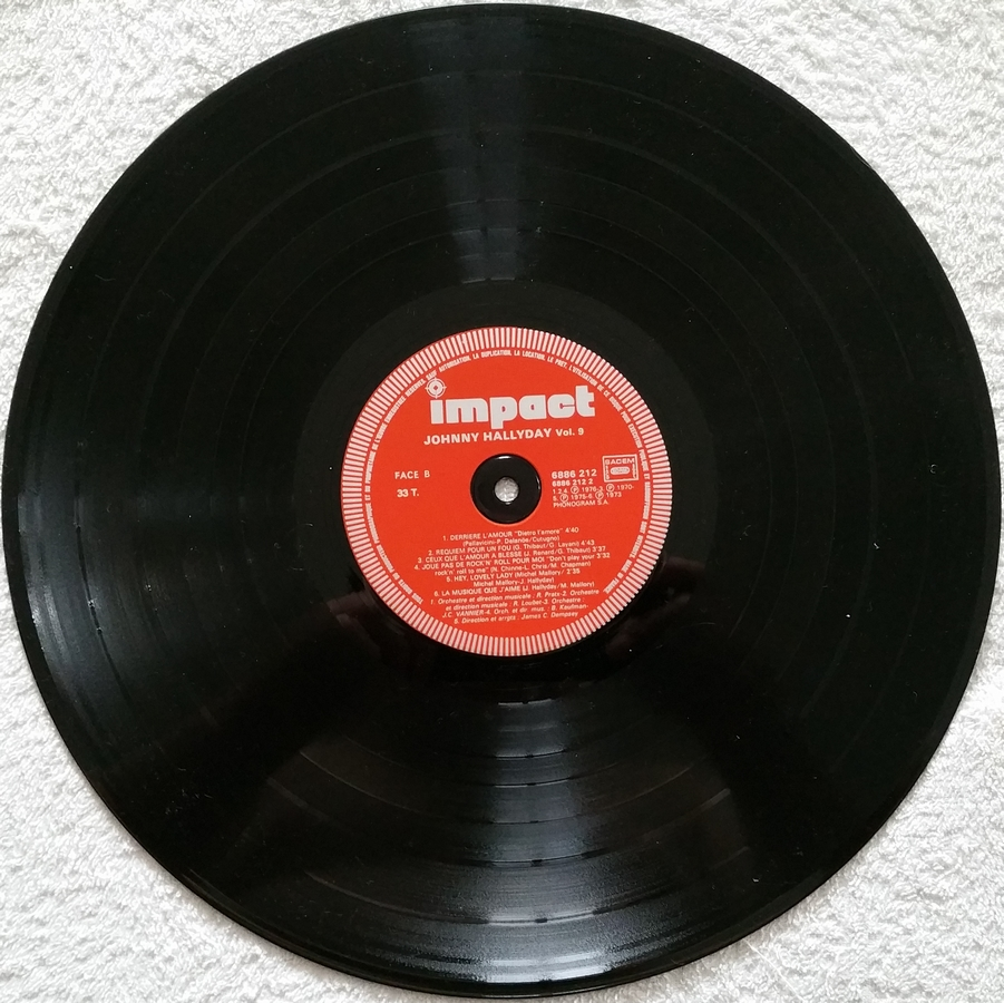 33 TOURS ALBUM 2 DISQUES IMPACT ( Toute les éditions )( 1980-1983 ) 1983_g13