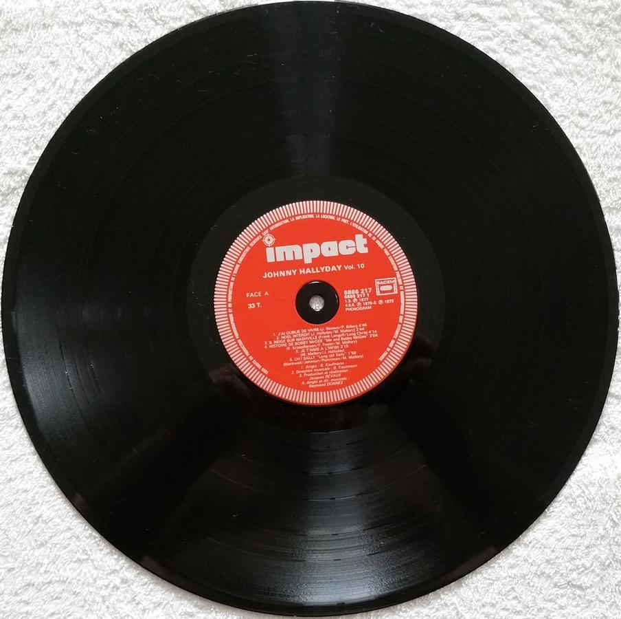 33 TOURS ALBUM 2 DISQUES IMPACT ( Toute les éditions )( 1980-1983 ) 1983_g14