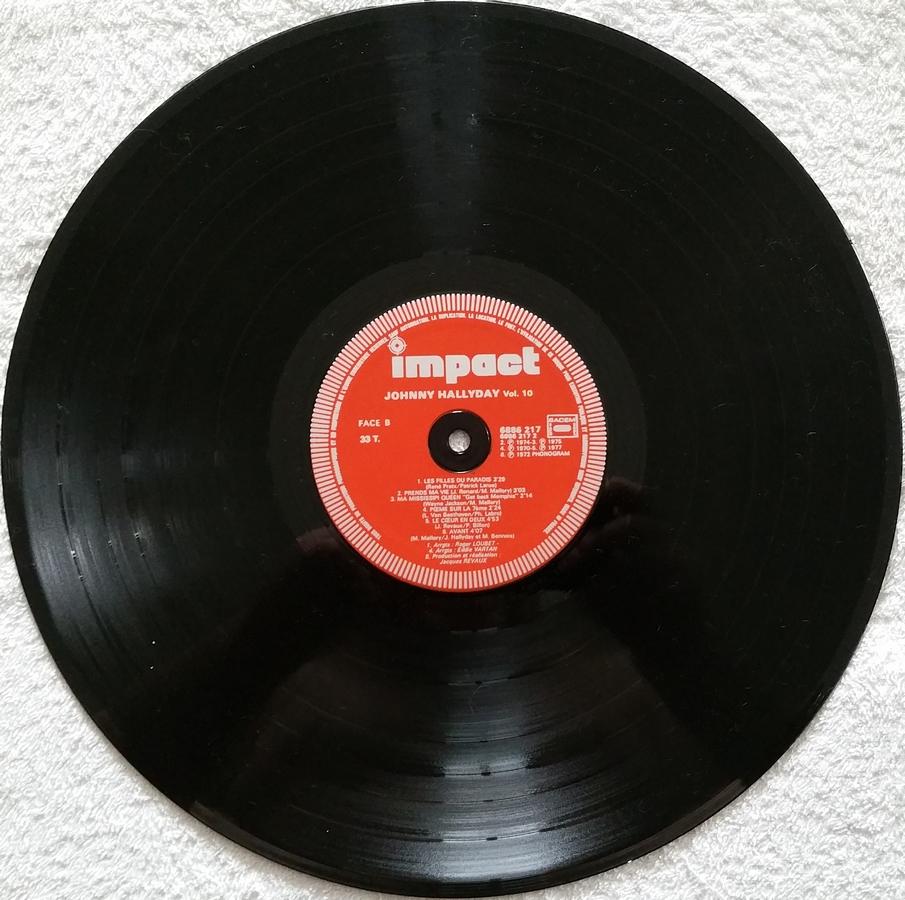 33 TOURS ALBUM 2 DISQUES IMPACT ( Toute les éditions )( 1980-1983 ) 1983_g15