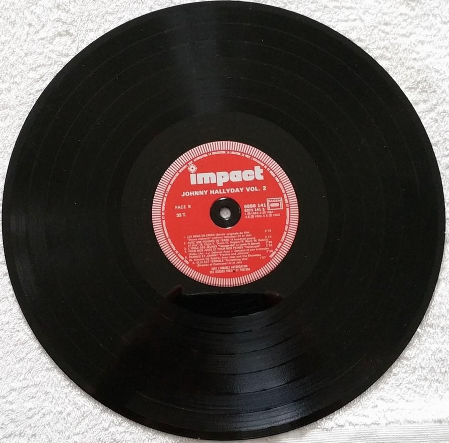 COFFRET 4 DISQUES 33 TOURS IMPACT ( 1980-1983 ) 1983_j14
