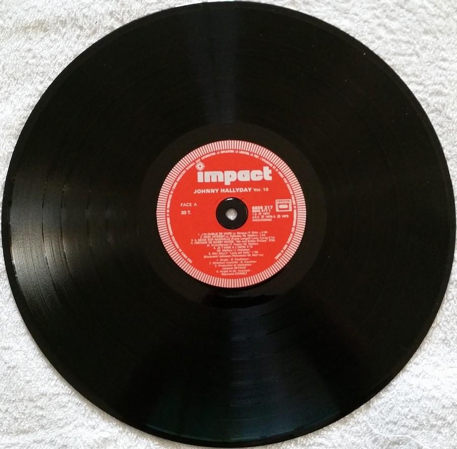 COFFRET 4 DISQUES 33 TOURS IMPACT ( 1980-1983 ) 1983_j25