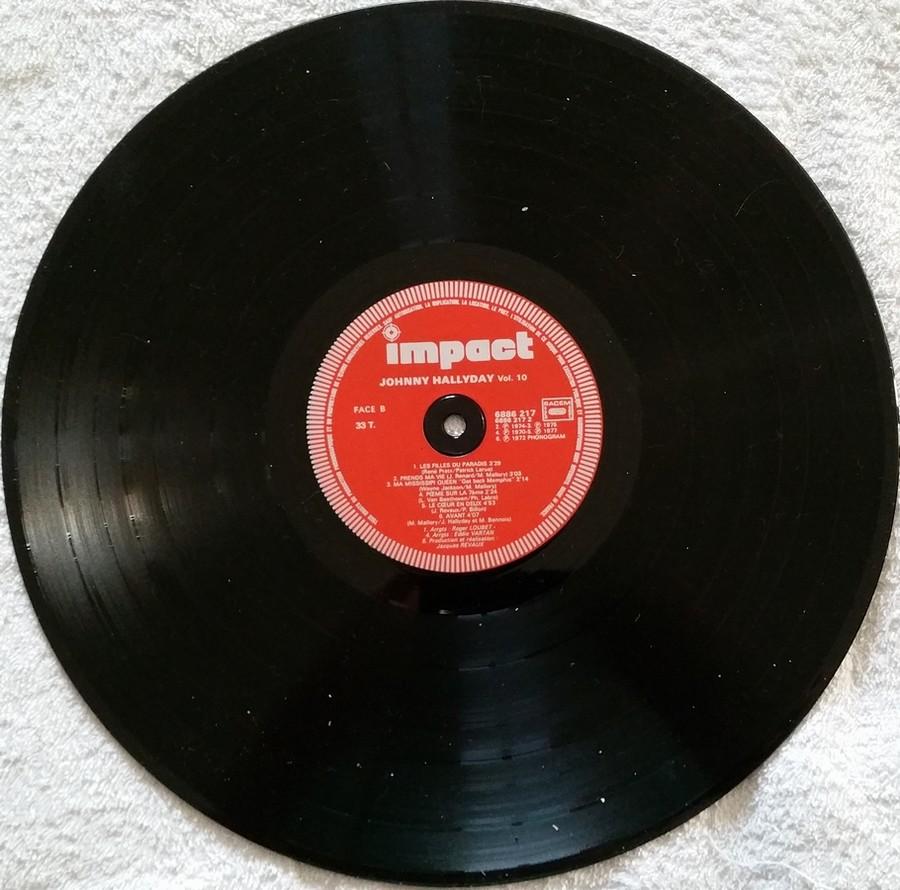 COFFRET 4 DISQUES 33 TOURS IMPACT ( 1980-1983 ) 1983_j27