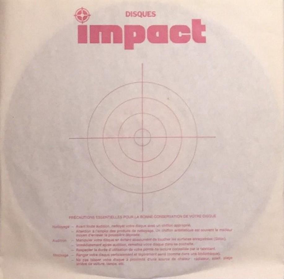 COFFRET 4 DISQUES 33 TOURS IMPACT ( 1980-1983 ) 1983_j32