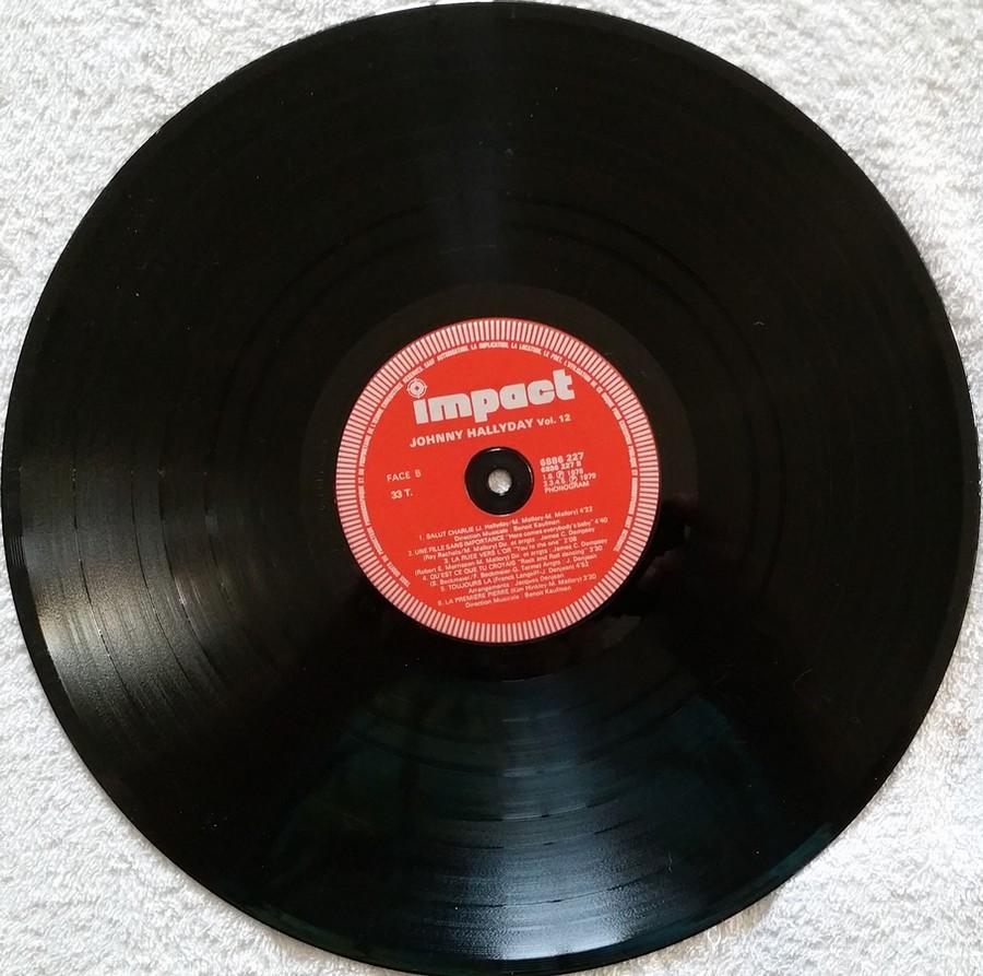 COFFRET 4 DISQUES 33 TOURS IMPACT ( 1980-1983 ) 1983_j34