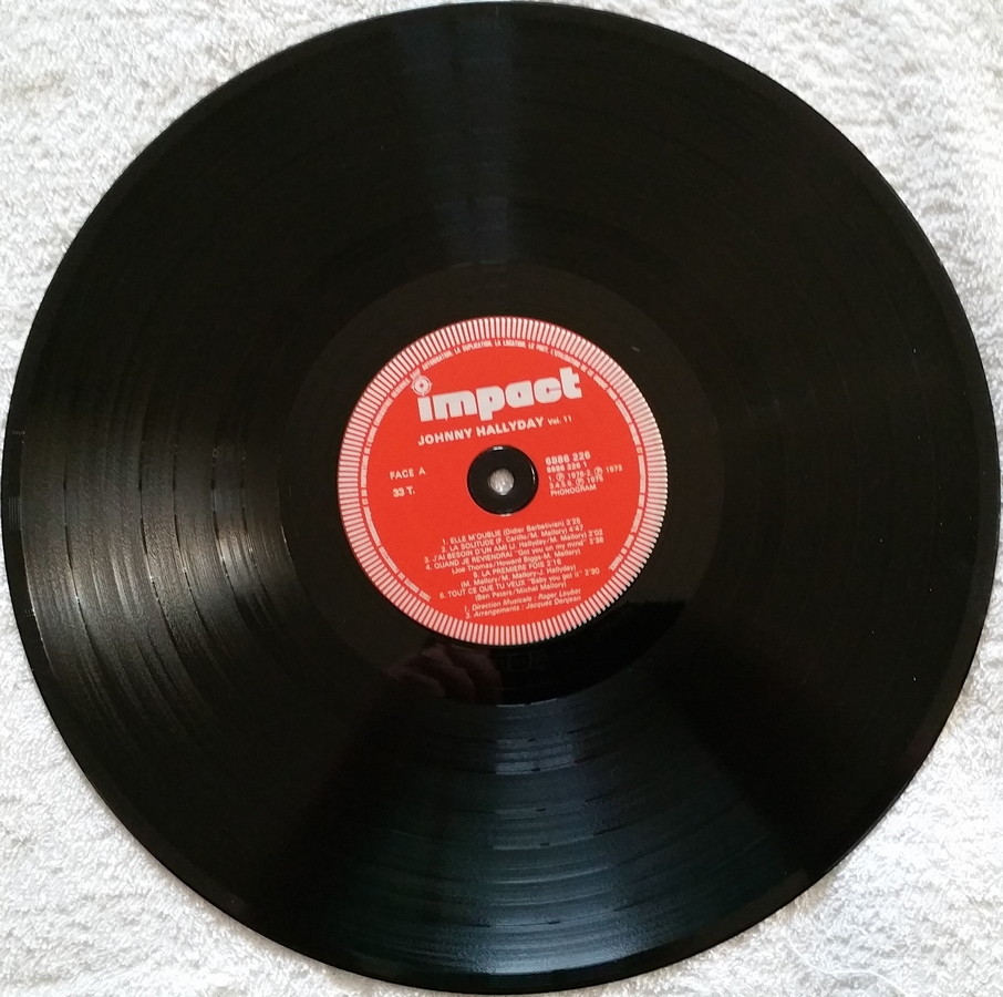 33 TOURS ALBUM 2 DISQUES IMPACT ( Toute les éditions )( 1980-1983 ) 1983_l18