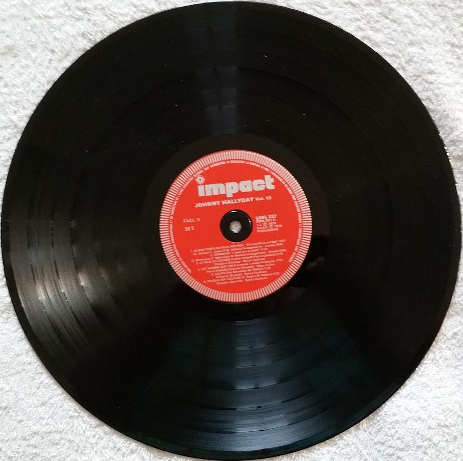 33 TOURS ALBUM 2 DISQUES IMPACT ( Toute les éditions )( 1980-1983 ) 1983_l19