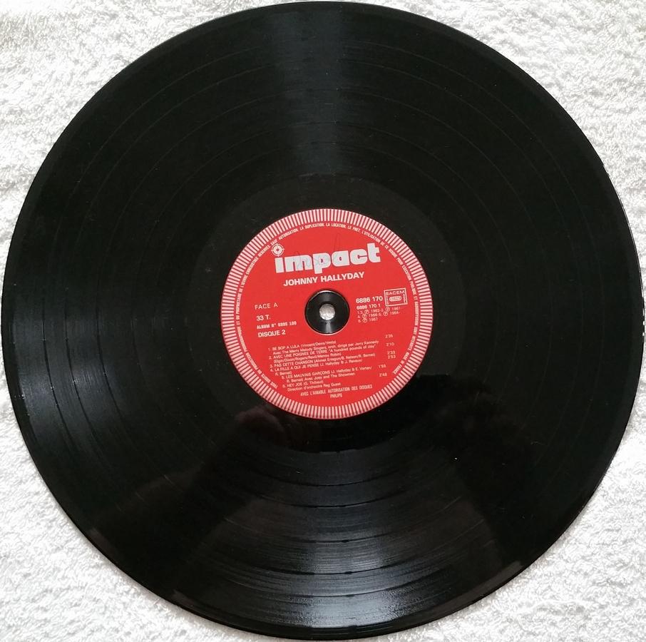 33 TOURS ALBUM 2 DISQUES IMPACT ( Toute les éditions )( 1980-1983 ) 1983_m14