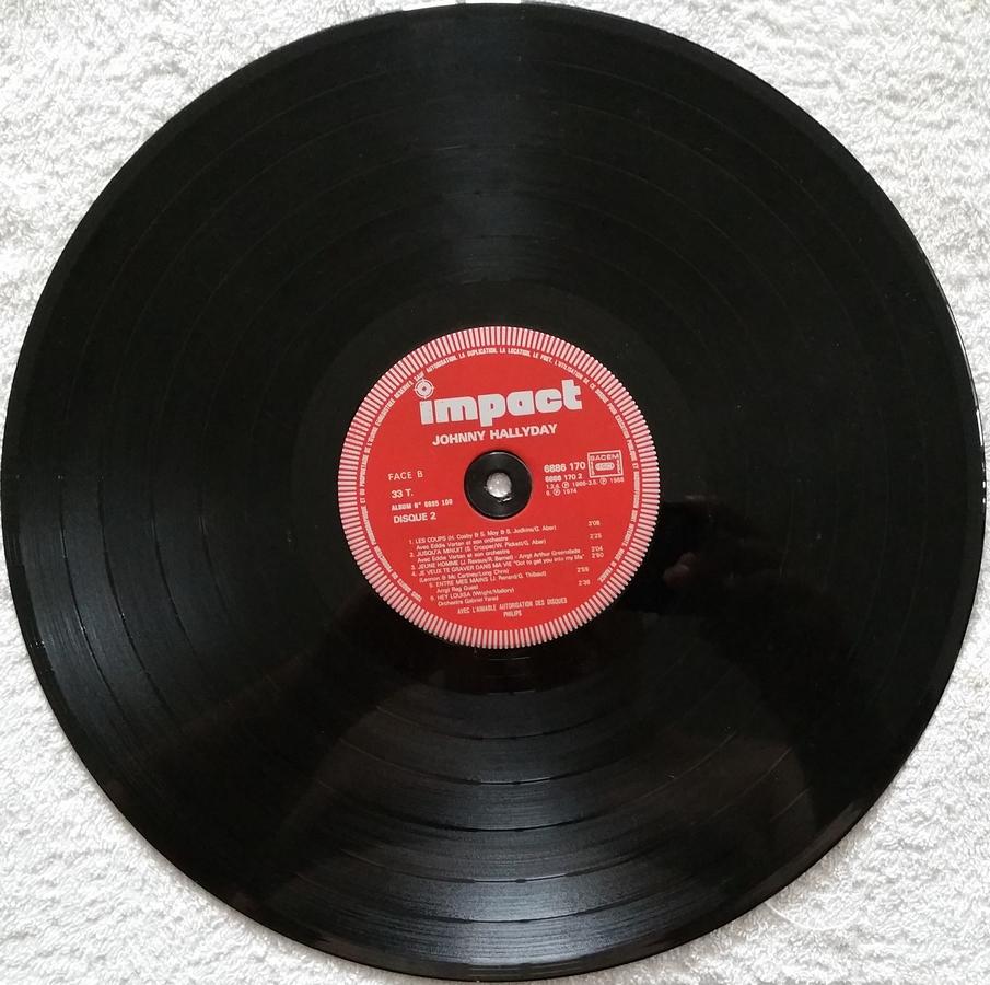 33 TOURS ALBUM 2 DISQUES IMPACT ( Toute les éditions )( 1980-1983 ) 1983_m17