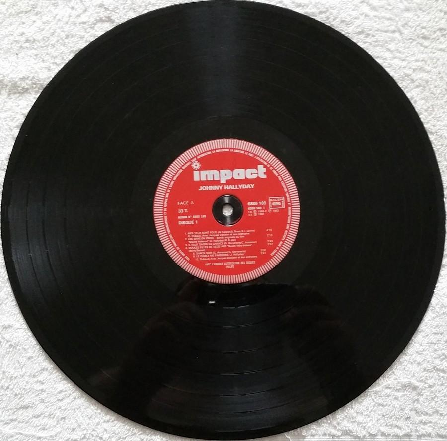 33 TOURS ALBUM 2 DISQUES IMPACT ( Toute les éditions )( 1980-1983 ) 1983_m30