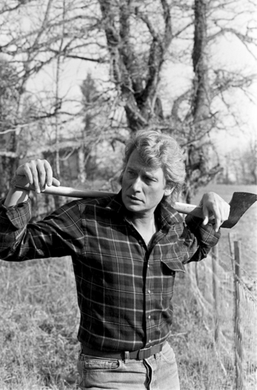 PROPRIETE OU A RESIDE JOHNNY HALLYDAY (8 /10 ) 'VALLIERE, CREUSE' ( 1982-1986 ) 1983_v14