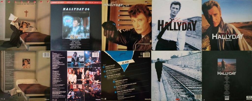 RECAPITULATIF DES ALBUMS STUDIO 33 TOURS OFFICIELS ( 1960 - 2017 ) 1984_419