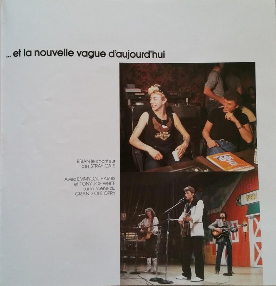 HALLYDAY 84 'NAHSVILLE'  ( 33 TOURS 30CM )( TOUTES LES EDITIONS )( 1984 - 2021 ) 1984_431