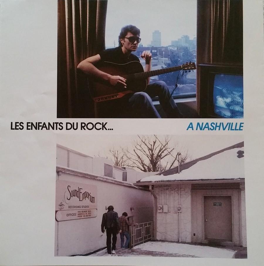 HALLYDAY 84 'NAHSVILLE'  ( 33 TOURS 30CM )( TOUTES LES EDITIONS )( 1984 - 2021 ) 1984_433