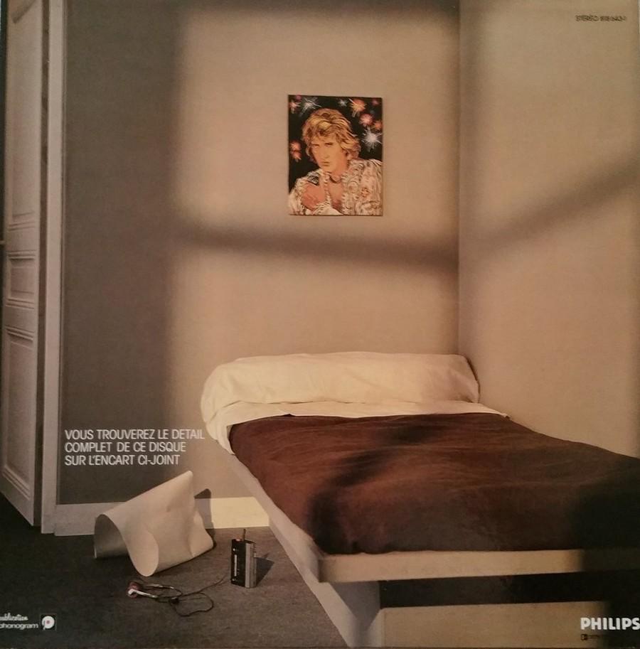 HALLYDAY 84 'NAHSVILLE'  ( 33 TOURS 30CM )( TOUTES LES EDITIONS )( 1984 - 2021 ) 1984_436