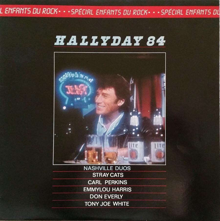 HALLYDAY 84 'NAHSVILLE'  ( 33 TOURS 30CM )( TOUTES LES EDITIONS )( 1984 - 2021 ) 1984_438