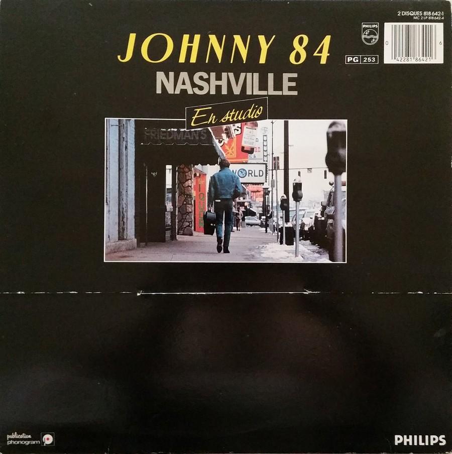 HALLYDAY 84 'NAHSVILLE'  ( 33 TOURS 30CM )( TOUTES LES EDITIONS )( 1984 - 2021 ) 1984_442