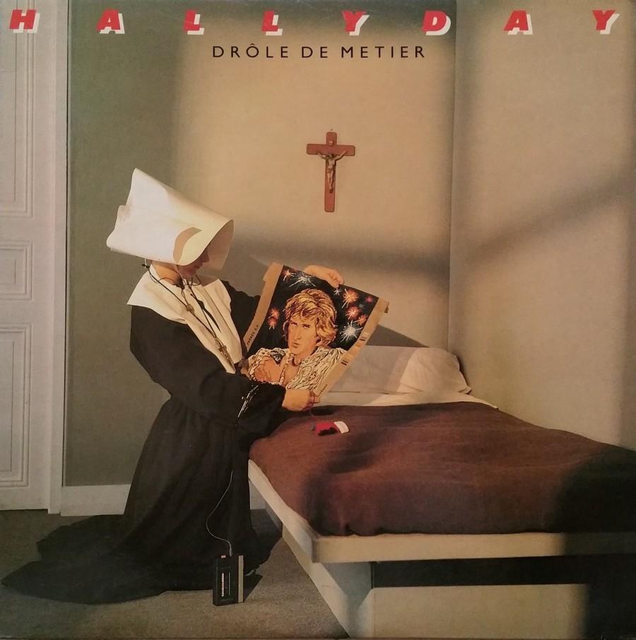 HALLYDAY 84 'NAHSVILLE'  ( 33 TOURS 30CM )( TOUTES LES EDITIONS )( 1984 - 2021 ) 1984_445