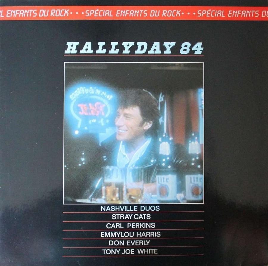 HALLYDAY 84 'NAHSVILLE'  ( 33 TOURS 30CM )( TOUTES LES EDITIONS )( 1984 - 2021 ) 1984_457