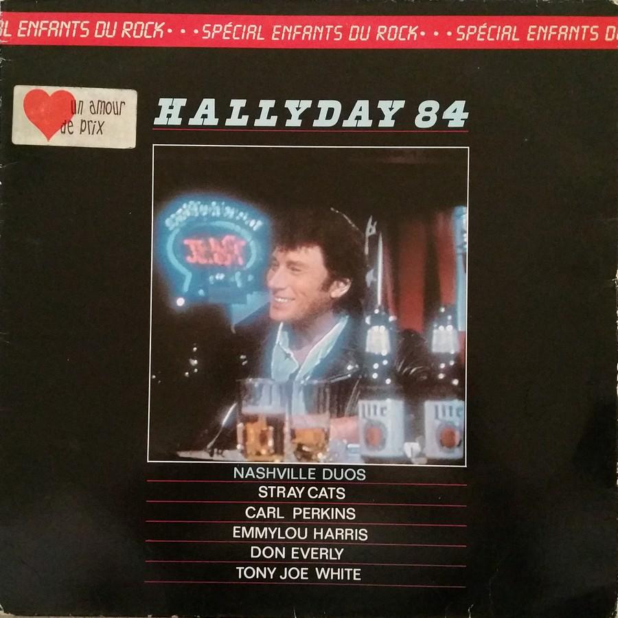 HALLYDAY 84 'NAHSVILLE'  ( 33 TOURS 30CM )( TOUTES LES EDITIONS )( 1984 - 2021 ) 1984_461