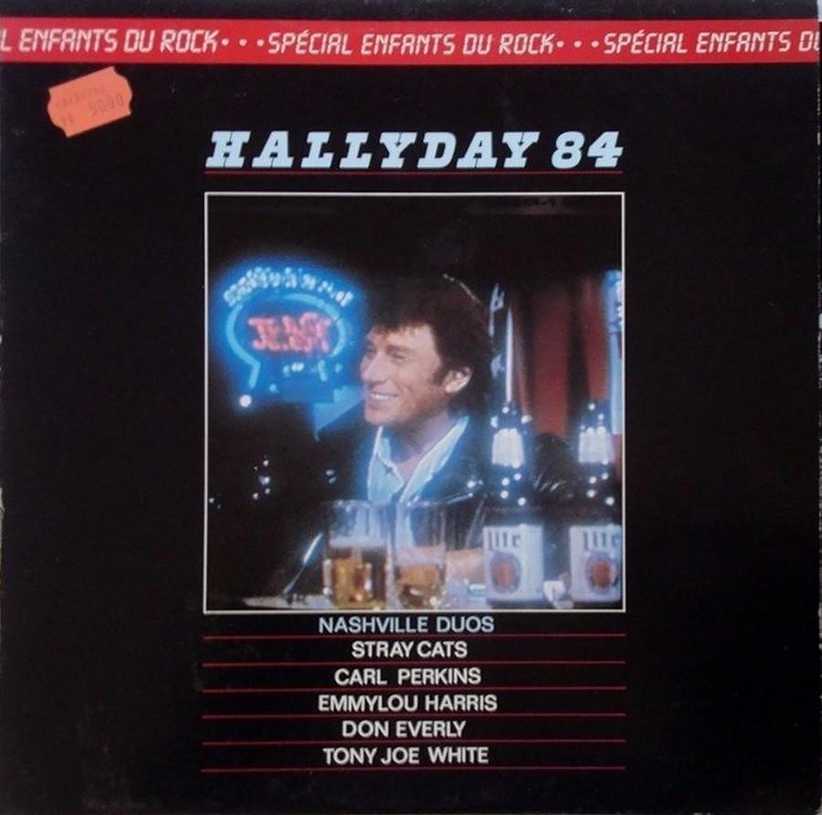 HALLYDAY 84 'NAHSVILLE'  ( 33 TOURS 30CM )( TOUTES LES EDITIONS )( 1984 - 2021 ) 1984_465