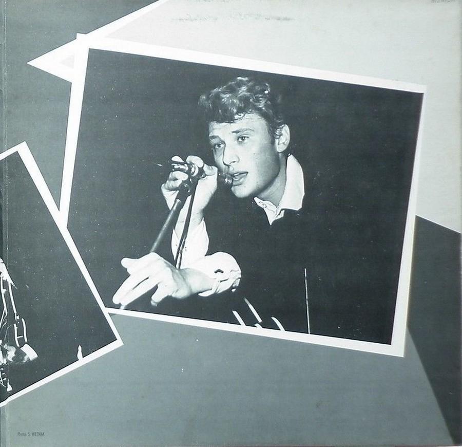 HALLYDAY STORY ( ALBUMS 2 DISQUES )( TOUTES LES EDITIONS )( 1973 - 1988 ) 1984_h34